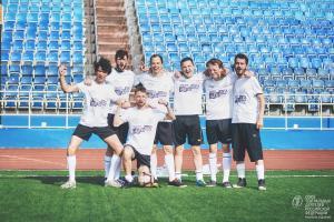Театральный чемпионат по мини-футболу